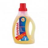 Средство для мытья пола 750 мл, SARMA (Сарма) 'Лимон', антибактериальное, концентрат, 9088