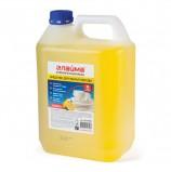 Средство для мытья посуды 5 л, ЛАЙМА PROFESSIONAL, концентрат, 'Лимон', 601608