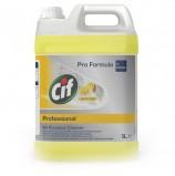 Чистящее средство 5 л, CIF (Сиф) 'Professional', универсальное, для мытья полов и стен, 7518659