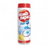 Чистящее средство 480 г, ПЕМОЛЮКС Сода-5, 'Лимон', порошок