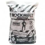 Реагент антигололедный 20 кг, ROCKMELT ('Рокмелт') гранитная крошка, фракция 2-5 мм, мешок