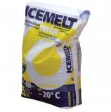 Реагент антигололедный 25 кг, ICEMELT Mix, до -20С, хлористый натрий, мешок