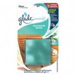 Освежитель воздуха 8 г, GLADE (Глейд) Sensations Сменный аромаблок, 'Океанский оазис'