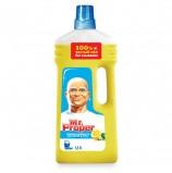 Средство для мытья пола и стен 1,5 л, MR.PROPER (Мистер Пропер) 'Лимон'
