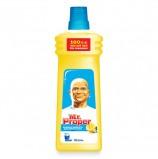 Средство для мытья пола и стен 750 мл, MR.PROPER (Мистер Пропер) 'Лимон'