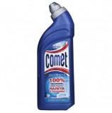 Средство для уборки туалета 750 мл, COMET (Комет) 'Океан', дезинфицирующее