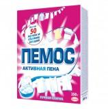 Стиральный порошок для ручной стирки 350 г, ПЕМОС 'Активная пена', 2080125