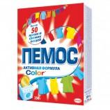 Стиральный порошок-автомат 350 г, ПЕМОС Color 'Активная формула', 2080107