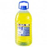Средство для мытья посуды 5 л, ЗОЛУШКА 'Лимон', ПЭТ, М04-2