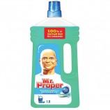 Средство для мытья пола и стен 1 л, MR.PROPER (Мистер Пропер), 'Горный ручей и прохлада', MP-81519421