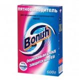 Средство для удаления пятен 600 г, BONISH (Бониш) 'Бережный уход и защита цвета', без хлора