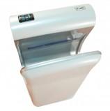Сушилка для рук PUFF 8870, 2000 Вт, погружного типа, время сушки 10 секунд, пластик, белая, 1401.341