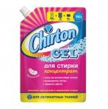 Средство для стирки жидкое автомат 750 мл, CHIRTON (Чиртон) универсальное, дой-пак, YGIR-693