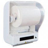 Диспенсер для полотенец в рулонах KSITEX (Система Н1), сенсорный, от сети 220 В, белый, Z-1011