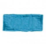 Насадка МОП плоская для швабры/держателя 40 см, карманы (ТИП К), микрофибра, YORK 'Classic', 81090