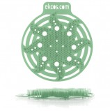 Коврики-вставки для писсуара, ЭКОС (POWER-SCREEN), на 30 дней каждый, комплект 2 шт., аромат 'Сосна', цвет зеленый, PWR-9G