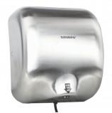 Сушилка для рук SONNEN HD-999, 1800 Вт, нержавеющая сталь, антивандальная, хром, 604746