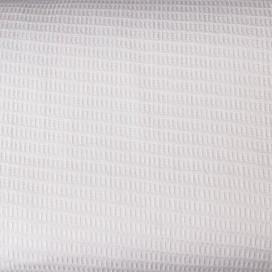 Полотно техническое ВАФЕЛЬНОЕ отбеленное, рулон 0,45х50 м, плотность 120 (±10) г/м2, ЛАЙМА, 604753