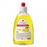 Мыло жидкое 300 мл, МЕЛОДИЯ 'Лимон', пуш-пул