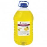 Мыло жидкое 5 л, МЕЛОДИЯ 'Лимон', с глицерином, ПЭТ