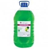Мыло жидкое 5 л, МЕЛОДИЯ 'Зеленое яблоко', с глицерином, ПЭТ