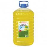Средство для мытья пола 5 л, ЛЮБАША 'Лимон', ПЭТ
