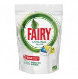 Капсулы для мытья посуды в посудомоечных машинах 60 шт. FAIRY (Фейри) All in 1, 'Лимон', FR-81652887