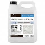 Средство для мытья стекол и зеркал с нашатырным спиртом 5 л, PRO-BRITE GLASS CLEANER, концентрат, 127-5