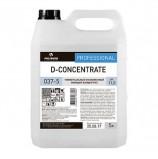 Средство моющее универсальное 5 л, PRO-BRITE D-CONCENTRATE, щелочное, низкопенное, концентрат, 037-5
