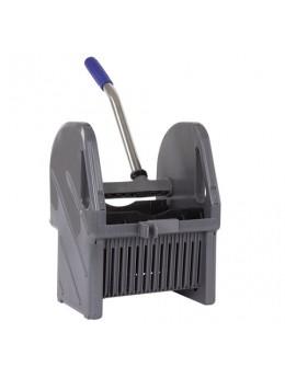Отжим для уборочной тележки, серый, BRABIX, 605382