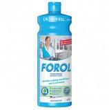 Чистящее средство 1 л, DR.SCHNELL 'FOROL', универсальное для водостойких поверхностей, щелочное, 143389