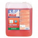 Средство для уборки санитарных помещений 10 л, DR.SCHNELL 'Milizid' ('Милицид'), кислотное, 143388