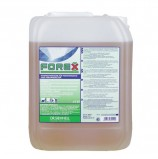 Средство для мытья пола 10 л, DR.SCHNELL 'Forex', очистка каменных и плиточных полов, щелочное, 143402