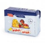 Мыло туалетное детское 300 г, BABY'S SOAP (Бейби соап), комплект 4 шт. х 75 г, 'Натуральное', 80359