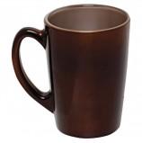Кружка для чая и кофе, объем 320 мл, коричневая, 'Flashy Colors', LUMINARC, J1124