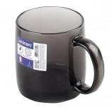 Кружка для чая и кофе, объем 380 мл, дымчатое стекло, 'Nordic Graphite', LUMINARC, N5776