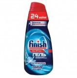 Гель для мытья посуды в посудомоечных машинах 600 мл FINISH All in 1 MAX,'Чистота до блеска', 3071032