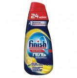 Гель для мытья посуды в посудомоечных машинах 600 мл FINISH All in 1 MAX, 'Анти-жир'., 3071031