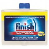 Очиститель для посудомоечных машин 250 мл FINISH, с ароматом лимона, 3077805