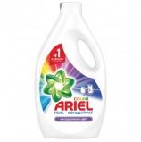 Средство для стирки жидкое автомат 2,6 л ARIEL (Ариэль) Color, гель, концентрат, 1001932