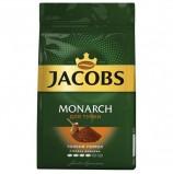 Кофе молотый JACOBS MONARCH (Якобс Монарх) для заваривания в чашке, 150 г, вакуумная упаковка, 65690