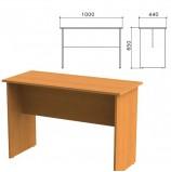 Стол приставной 'Фея', 1000х440х650 мм, цвет орех милан, СФ04.5