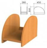 Подставка под системный блок 'Фея', цвет орех милан, ПФ11.5