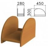 Подставка под системный блок 'Монолит', цвет орех гварнери, ПМ32.3