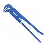 Ключ трубный рычажный №3, СИБРТЕХ, литой, регулируемый захват 20-63 мм, L=500 мм, 15761