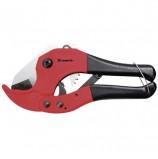 Ножницы для пластиковых труб MATRIX, сталь, 2 режущие кромки, диаметр реза до 42 мм, 784105