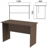Стол письменный 'Канц', 1200х600х750 мм, цвет венге (КОМПЛЕКТ)