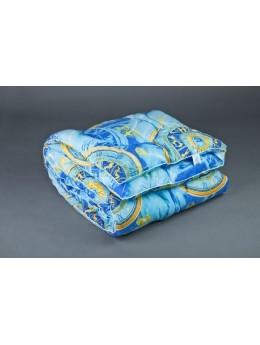 Одеяло полиэфирное 1.5-спальное 140х205, с кантом