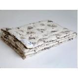 Одеяло шерстяное 2-спальное 172х205см