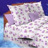 КПБ 1.5-спальный бязь белоземельная